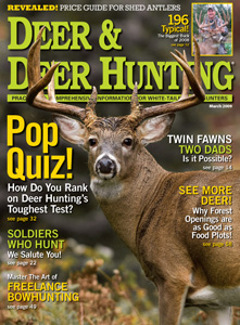Subscribe to Deer & Deer Hunting!