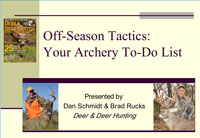 Off-Season Tactics: Your Archery To-Do List