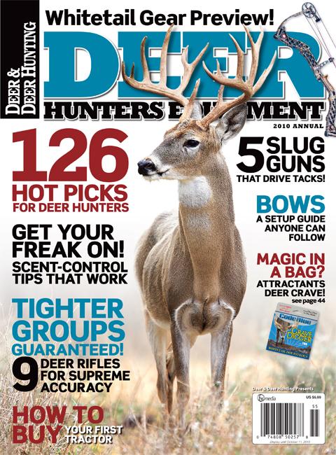 Deer & Deer Hunting 2010 Equipment Annual