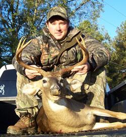 Jason Hawyood - Deer & Deer Hunting Web Pro Staff