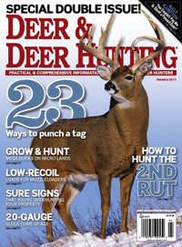 Deer & Deer Hunting January 2011