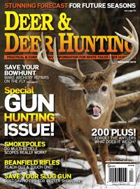 Deer & Deer Hunting December 2011