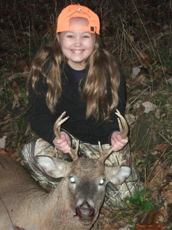 Take a kid hunting
