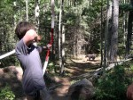 3D archery3