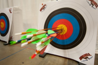 BowShop: Make Shooting a Bow Fun for Kids