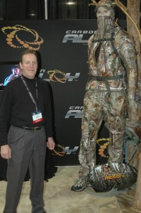 ScentLok's Mike Andrews and the new Carbon Alloy