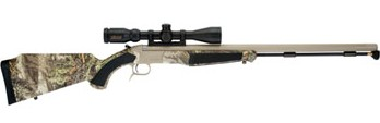 The new CVA Accura MR muzzleloader.