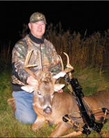 Pressure or Rest: Do You Play a Deer Stand's Hot Hand?