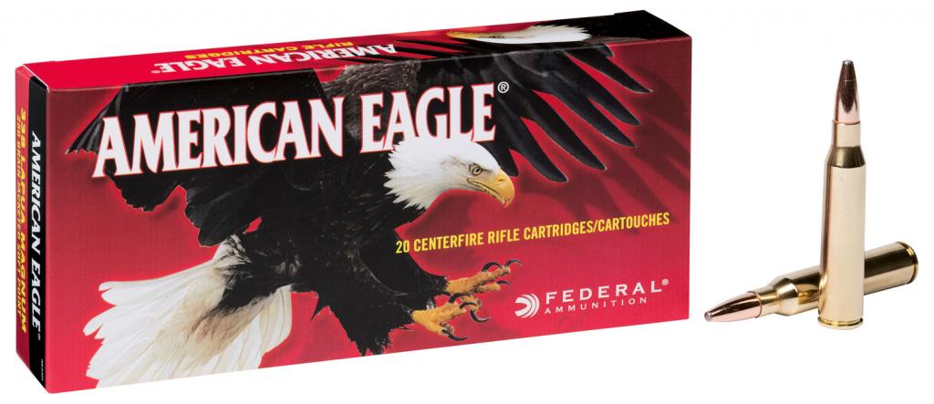 American Eagle 338 Lapua