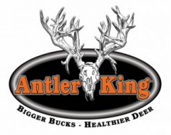 Antler King supplements logo