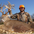 Stephen Tucker of Gallatin, Tenn., dropped this potential world record nontypical buck with his muzzleloader. It green scored just over 308 inches and is undergoing the mandatory 60-day drying period for official Boone & Crockett Club scoring.