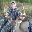 Bankhead NF muzzleloader hunt Alabama
