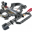 Barnett Raptor Reverse crossbow is unique, cool and darned lethal on deer.