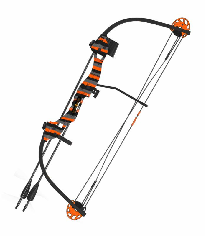 ata2017  new line of barnett youth bows