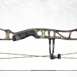 Bear Escape bow, one of seven new bows for 2016 from Bear Archery.