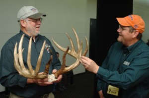 Deer and Deer Hunting catches up with Ron Boucher