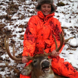 White-tailed deer adapt and survive harsh winters in northern latitudes