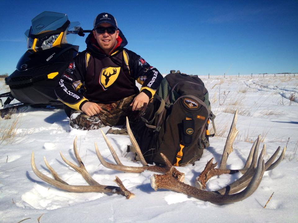 Shed hunting is fun and can give you some insight to the deer on your property, and what might be coming next season!