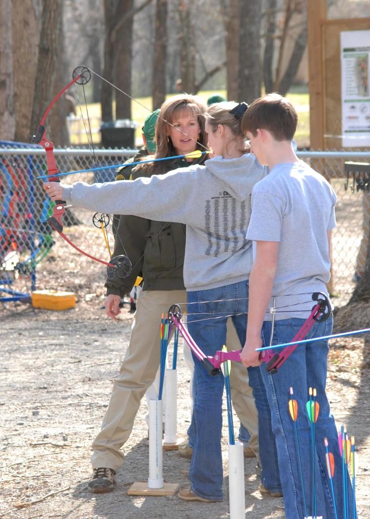 Community Archery Range