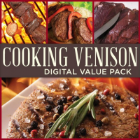 Gordy Krahn's Pick of the Day: Cooking Venison Value Pack