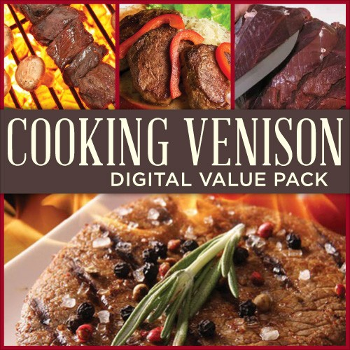 Cooking Venison digital value pack