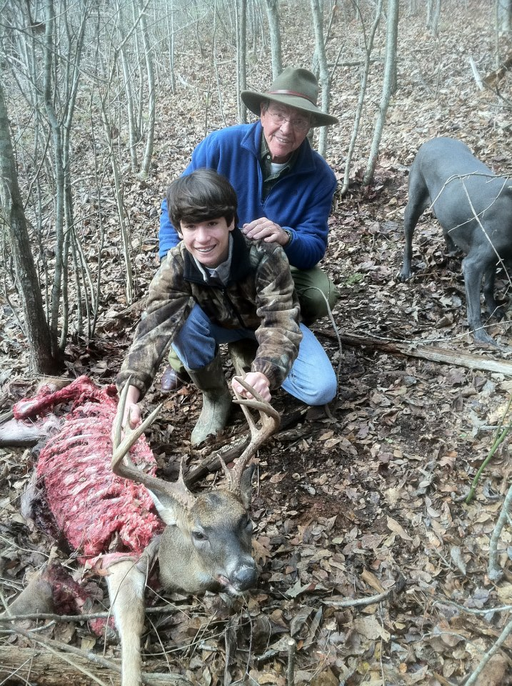 This Alabama hunter is happy he was able to recover his 10-point buck, but coyotes stripped it clean after one night in the woods. Coyote problems are common in the Southeast where populations of the predators are growing.
