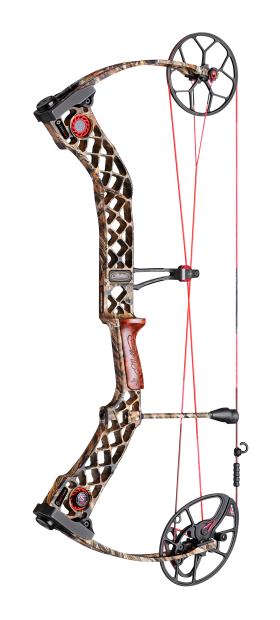 Mathews' new Creed XS compound bow