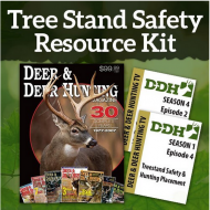 DDH Treestand safety Resource Kit