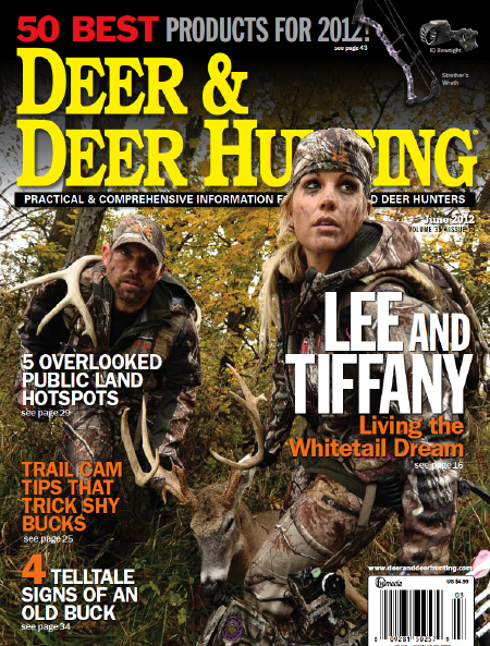 Lee and Tiffany Lakosky Deer Hunting Big Bucks
