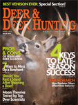 Deer and Deer Hunting tips from Deer Hunting Magazine