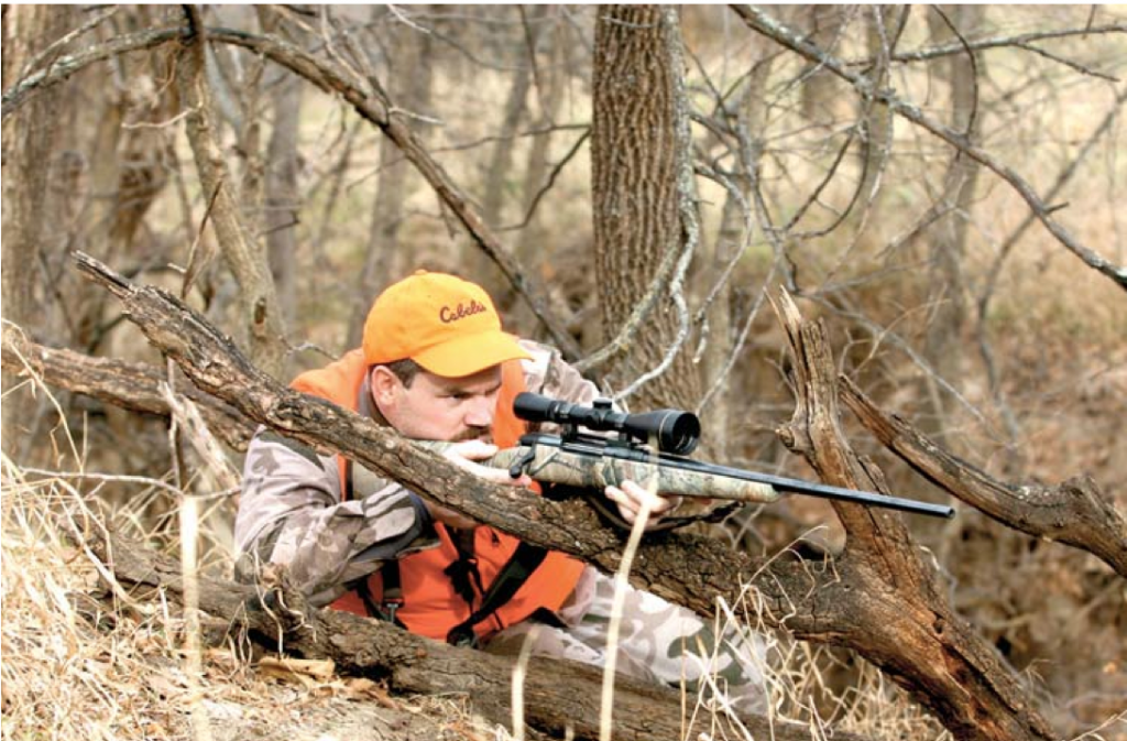 Whether you're hunting deer or predators, practice the same techniques and get accustomed to your rifle. Becoming proficient at shooting long range targets can help with wily predators, and deer during your hunting seasons, too.