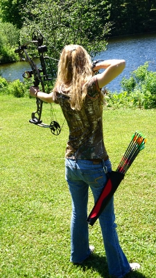 Locavore Blog: Archery and Bowhunting Tips for Women