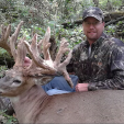 Monster velvet buck reportedly killed in Minnesota and it's a freak!