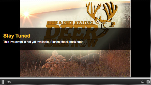Deer Talk Now Coming Soon