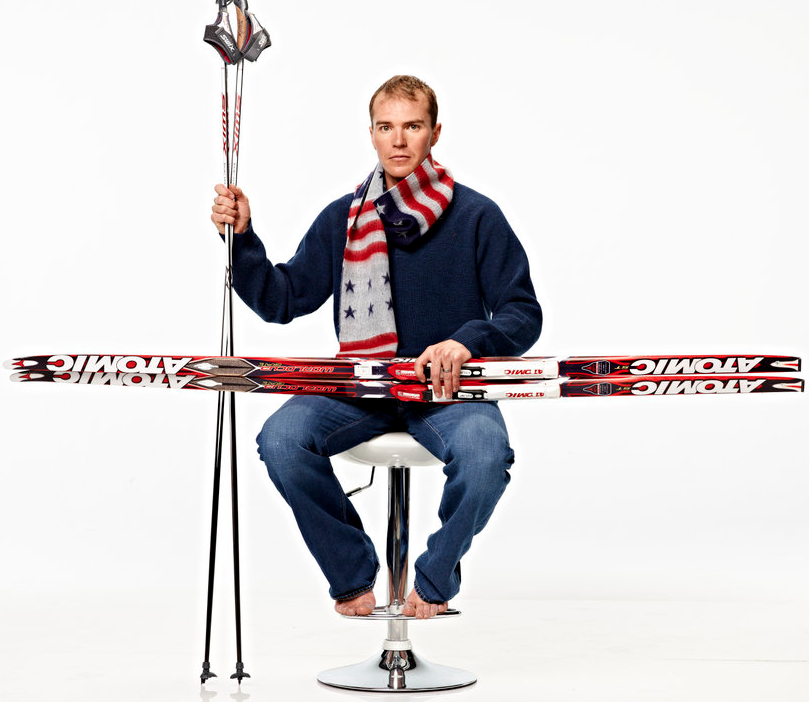 Billy Demong of New York is a member of the U.S. Ski Team and competes in the Nordic Combined, and is a passionate hunter.