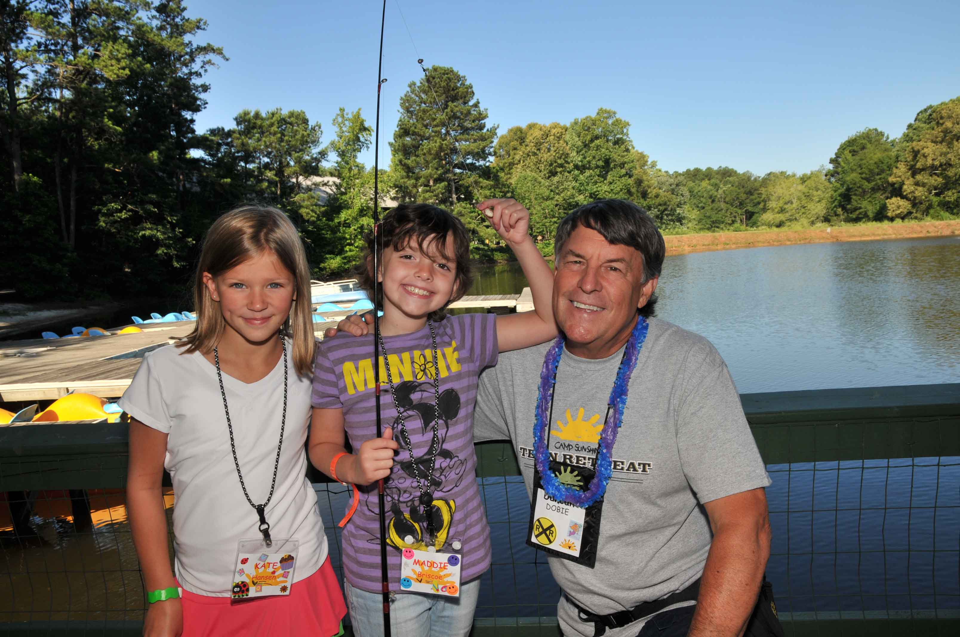 Camp Sunshine relies heavily on donations, so the money from the Betty France Humanitarian Award and possible $100,000 grand prize would be quite a blessing for the children who attend the camp.