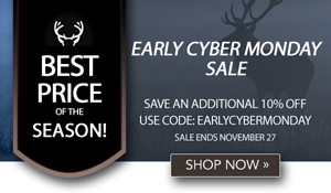 Black Friday Cyber Monday Deer Hunting Gear Best Deals