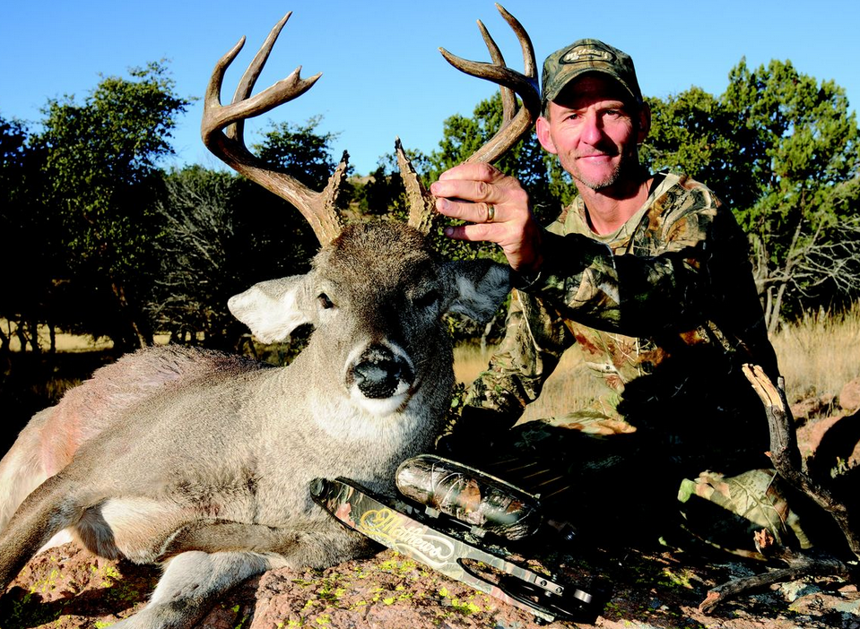 Eddie Claypool with his DIY Arizona Coues deer that scored a fantastic 104 inches.