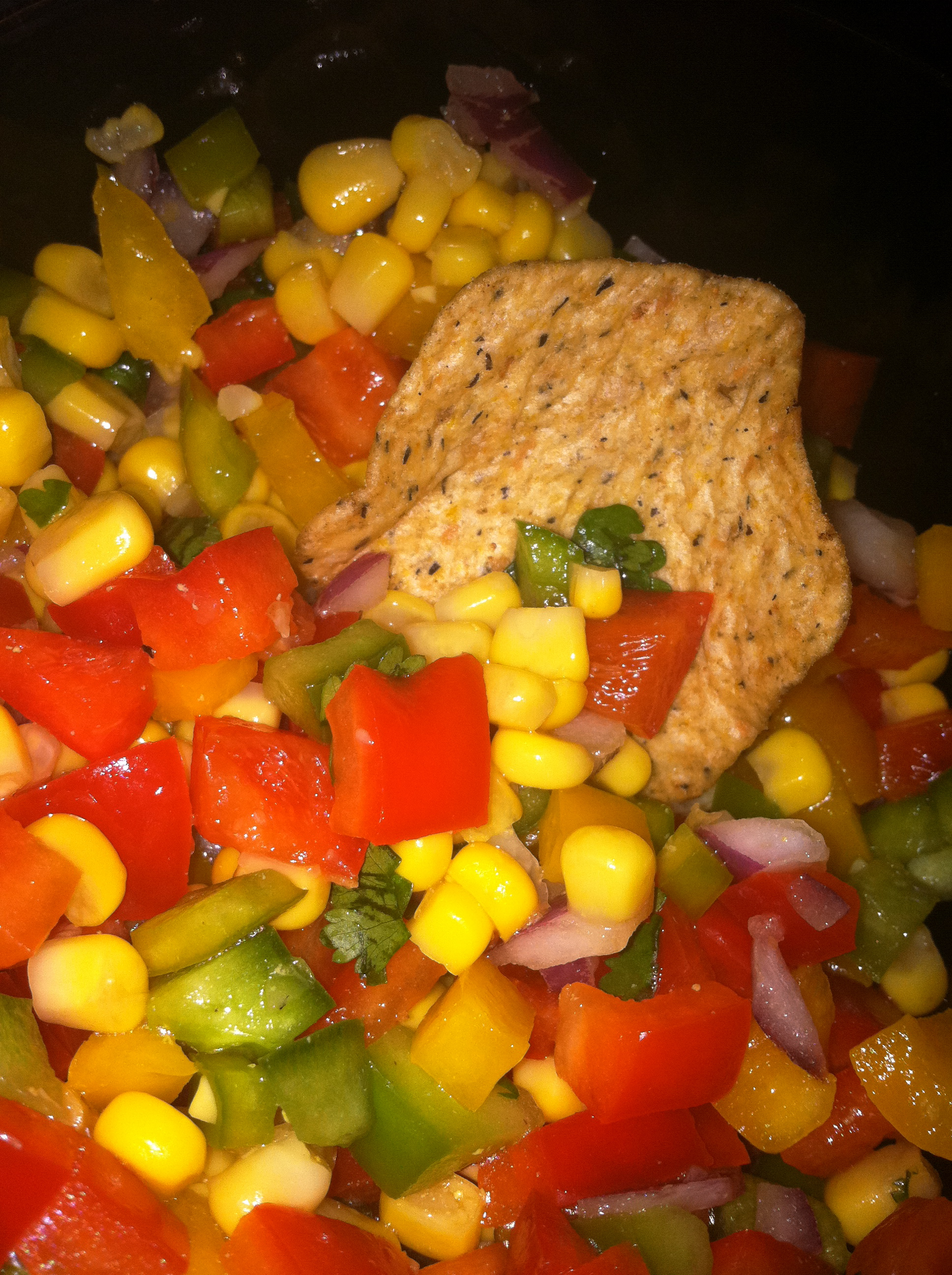 Emilys Corn Salsa
