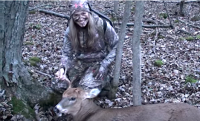 First Deer Friday: Prime Rut is Huge for Young Hunter