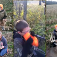 FIRST first buck emotions
