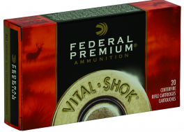 Federal Vital Shok Trophy Copper 3030