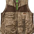 Primos Bow Vest Gen 2 in Mossy Oak Bottomland camo.