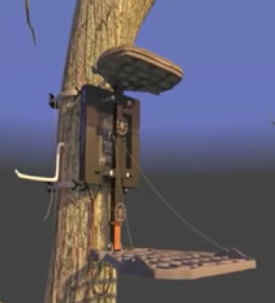 Hot Gear Your Treestand Mobility Is Easier With This Tool