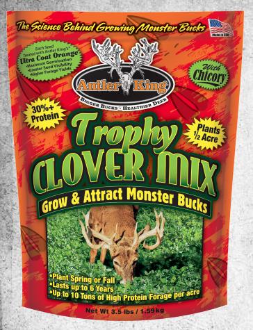 GEB  Antler King Trophy Clover Mix