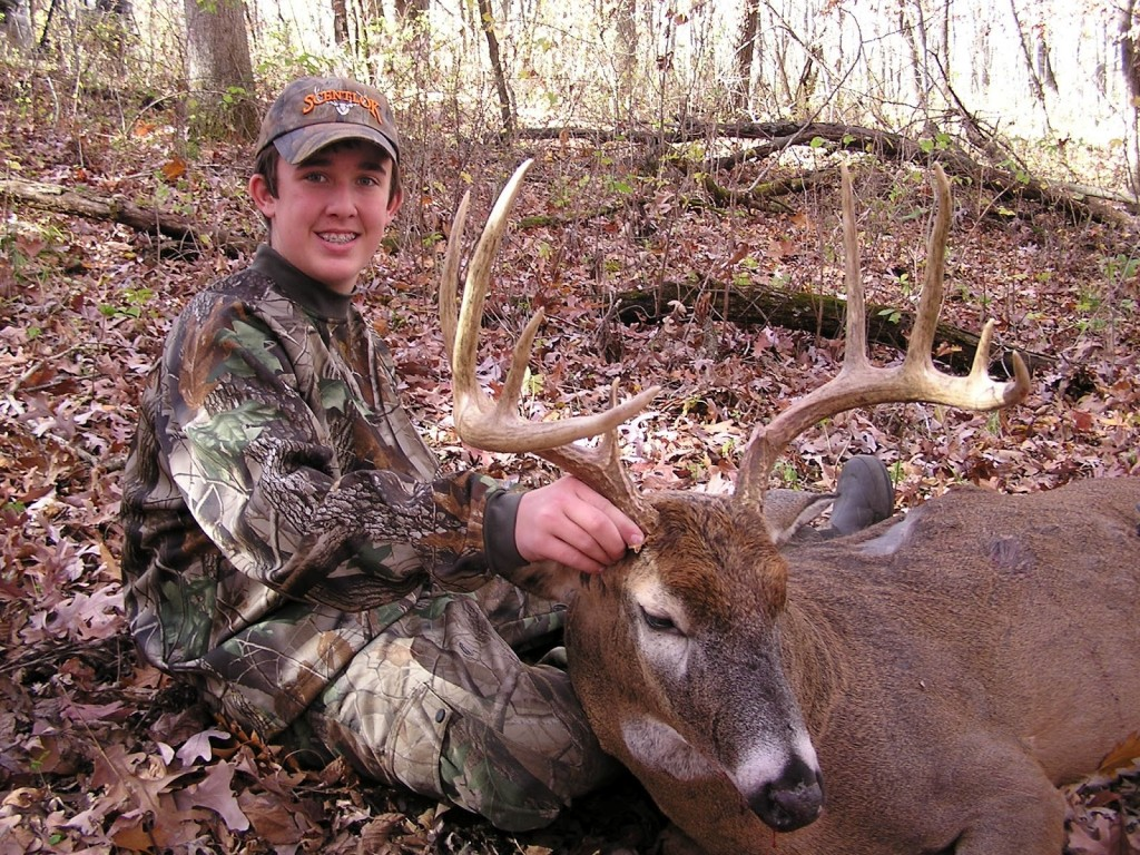 To have a better chance at a personal best whitetail buck, you may need to rethink your ideas about the deer's core area and travel during the peak of the rut.