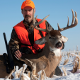 Gordy Krahn knows that a realistic call can make a difference with a wary buck.