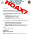 Gun Hoax