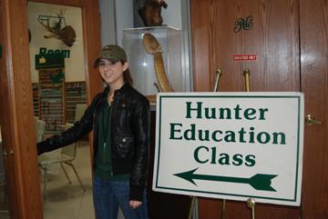 HE class entrance