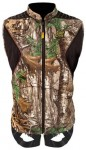 HHS-Elite safety harness, a comfortable and well-designed vest with a built-in safety system.